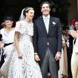 Casamento na realeza! Veja mais detalhes da cerimônia luxuosa do Príncipe Jean-Christophe e Princesa Olympia