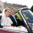Casamento de Príncipe Jean-Christophe e Princesa Olympia movimentou a família real francesa