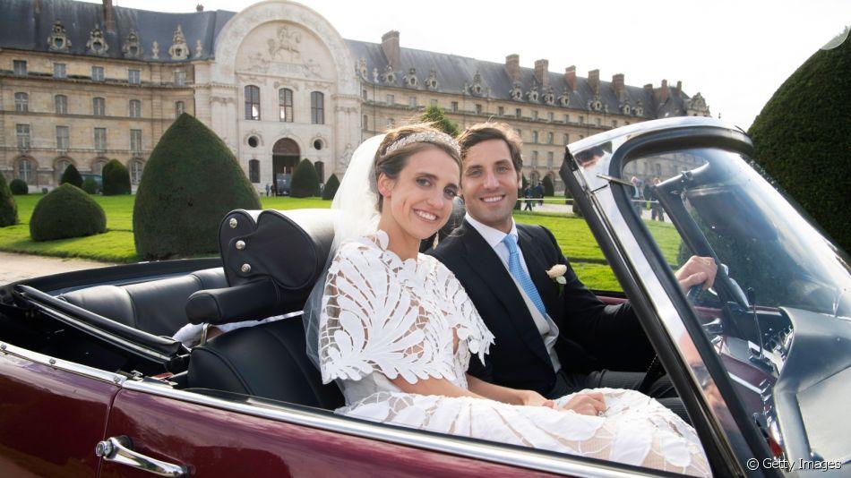 Casamento real! Saiba mais detalhes da cerimônia de luxo na França que rolou neste final de semana