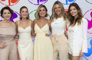 Famosas usam trends em gravação de chamada da Globo. Inspire-se para o verão!