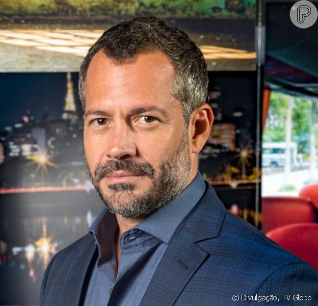 O último capítulo da novela 'A Dona do Pedaço' deve ter beijo entre Agno (Malvino Salvador) e Leandro (Guilherme Leicam) durante o casamento do executivo e do ex-matador