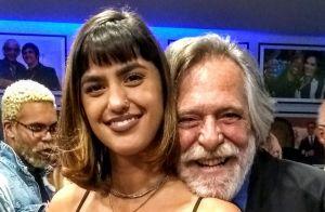 Namorada de José de Abreu, Carol Junger posta foto de biquíni: 'Maravilhosa!'