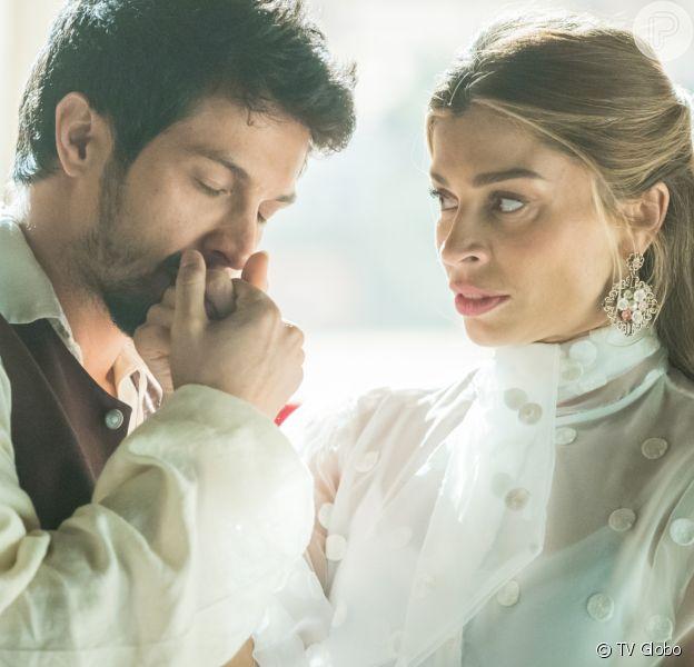 Alberto (Antônio Fagundes) deixará escapar uma paixonite por Paloma (Grazi Massafera) e Marcos (Romulo Estrela) vai descobrir na novela 'Bom Sucesso'