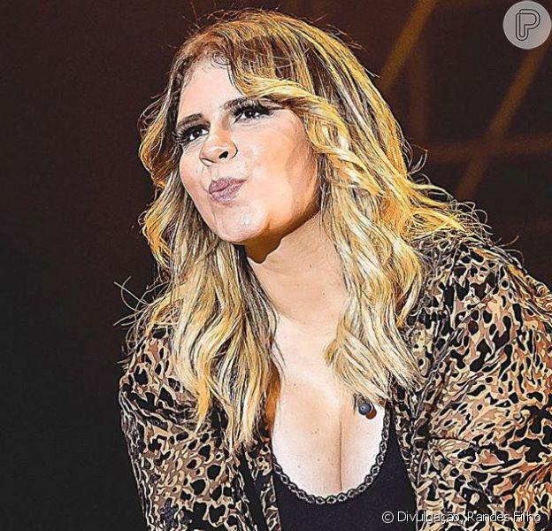 Marília Mendonça fará pausa em carreira para se dedicar exclusivamento ao filho