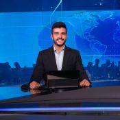 Homossexual assumido, jornalista lamenta exposição após comandar 'JN': 'Absurdo'