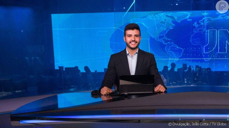 O 'Jornal Nacional' foi comandado pela primeira vez por um jornalista assumidamente gay, no último sábado, 9 de novembro de 2019