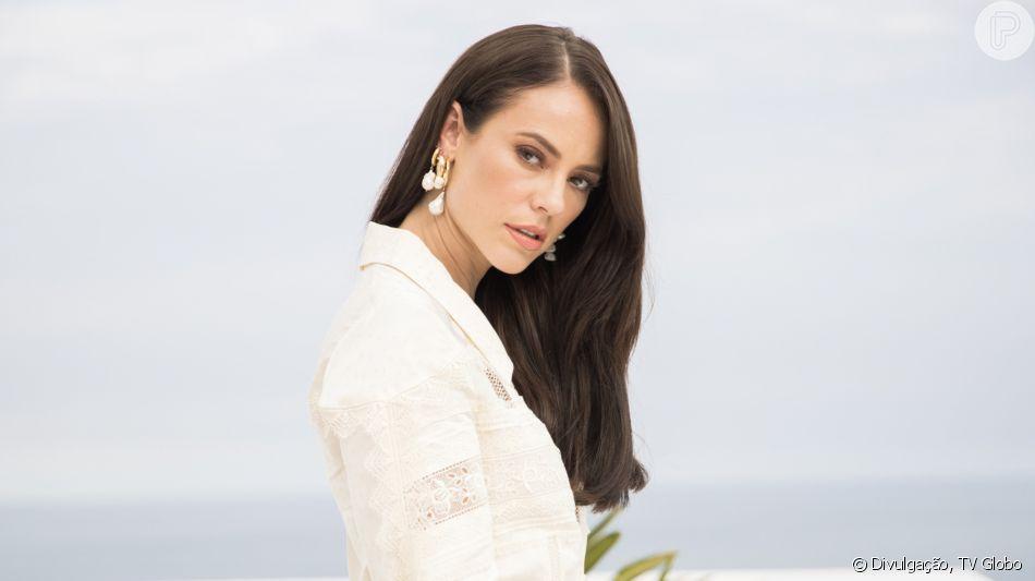 Paolla Oliveira volta a ficar loira em reta final da novela 'A Dona do Pedaço'