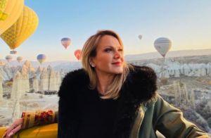 Eliana grava na Turquia e se aventura em passeio de balão pela Capadócia. Vídeo!