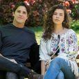 Rui (Romulo Neto) insiste em ter um relacionamento com Rita (Alanis Guillen) na novela 'Malhação: Toda Forma de Amar'