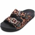 Presente de Natal: sandália flat no estilo Birken é opção da Moleca e está disponível por R$ 79,90