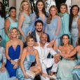 Veja vestido das madrinhas famosas em casamento de Ale de Souza neste domingo, dia 01 de dezembro de 2019