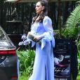 Vestido de Claudia Raia tem manga bufante em casamento de Ale de Souza neste domingo, dia 01 de dezembro de 2019
