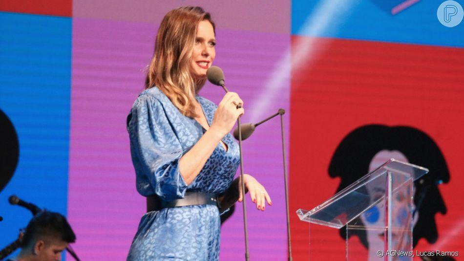 Fernanda Lima, Cleo, Luísa Sonza e mais famosas brilham  no Women's Music Event Awards 2019, realizado em São Paulo, nesta terça-feira, 03 de dezembro de 2019