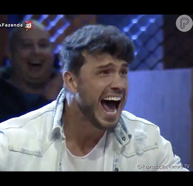 Em 'A Fazenda 11', Lucas Viana se consagrou campeão e levou prêmio máximo de R$ 1,5 milhão