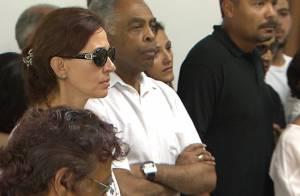Gilberto Gil se despede da mãe, Dona Coló, morta aos 99 anos no último sábado