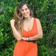 Camilla Camargo chegou a ganhar 18 kg na gravidez