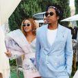 Beyoncé foi ao Globo de Ouro com o marido, Jay-Z