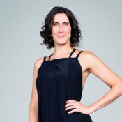 Paola Carosella posa com look praia e entrega que filha fez o clique: 'By Fran'