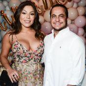 Thammy Miranda festeja nascimento do filho e elogia mulher, Andressa: 'Incrível'