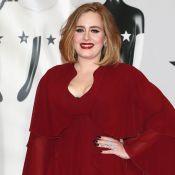 Adele revela perda da peso em conversa com fã: 'Está muito feliz'. Veja mais!