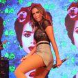 Anitta usa bota de cano baixo em show neste sábado, dia 11 de janeiro de 2020
