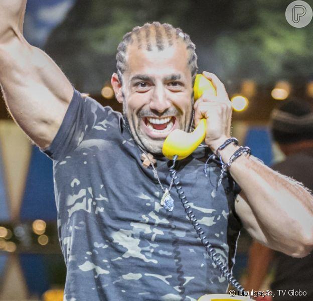 'Big Brother Brasil 20' terá um celular disponível por tempo determinado para uso dos brothers