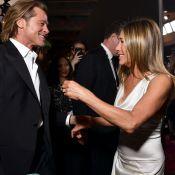 Reencontro com Brad Pitt em prêmio é elogiado por Jennifer Aniston: 'Foi fofo'