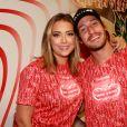 Carol Dantas e Vinicius Martinez mantém uma boa relação com Neymar
