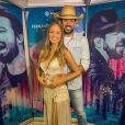 Biah Rodrigues está grávida do primeiro filho com cantor Sorocaba
