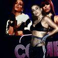 Anitta se posicionou em comentário do Instagram ao ver que estava sendo criticada
