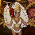 Munik Nunes contou ter pechinchado o valor de sua fantasia para o desfile de carnaval da Colorado do Brás: 'Os preços são muito altos'