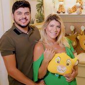 Amor multiplicou! Cristiano celebra nascimento do 2º filho com Paula Vaccari