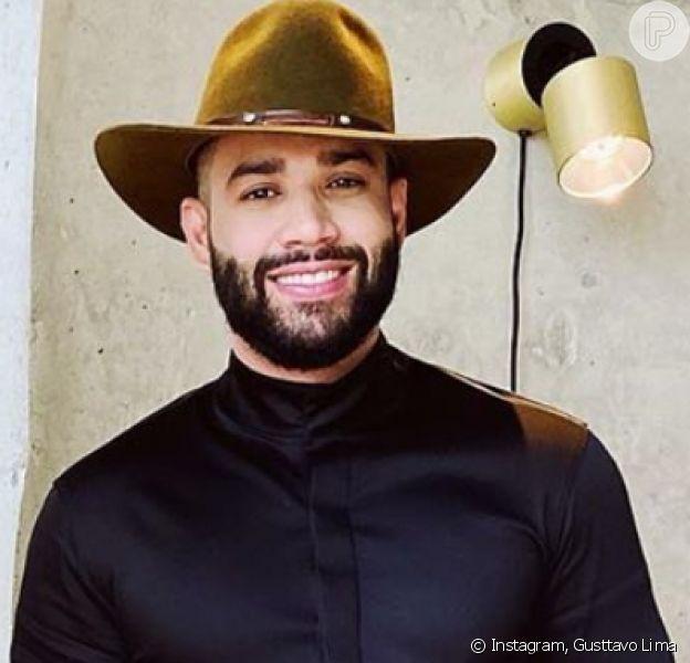 Gusttavo Lima tira a barba por motivo especial e reação de Andressa Suita anima fãs. Confira nesta terça-feira, dia 10 de março de 2020