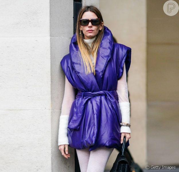 Meia-calça branca conquista fashion girls no street style