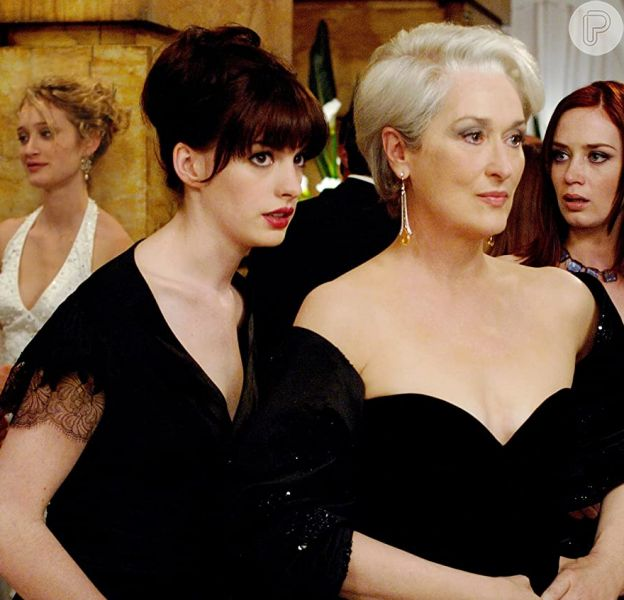 'O Diabo Veste Prada' é um dos filmes que está na Cinelist 'Divas do Cinema' e traz uma verdadeira lição de estilo