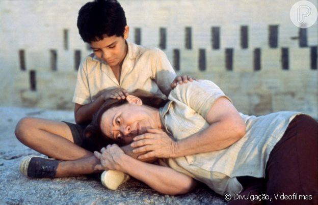 A protagonista de 'Central do Brasil', Dora (Fernanda Montenegro) é pura empatia