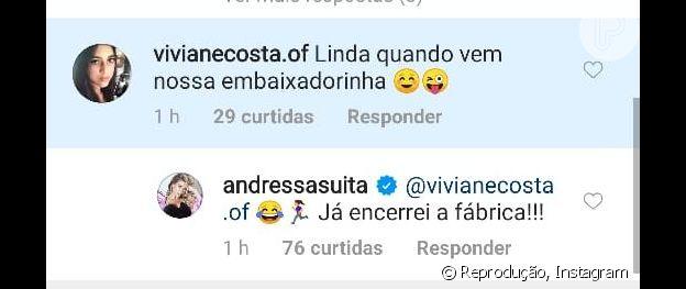 Andressa Suíta descarta terceiro filho com Gusttavo Lima