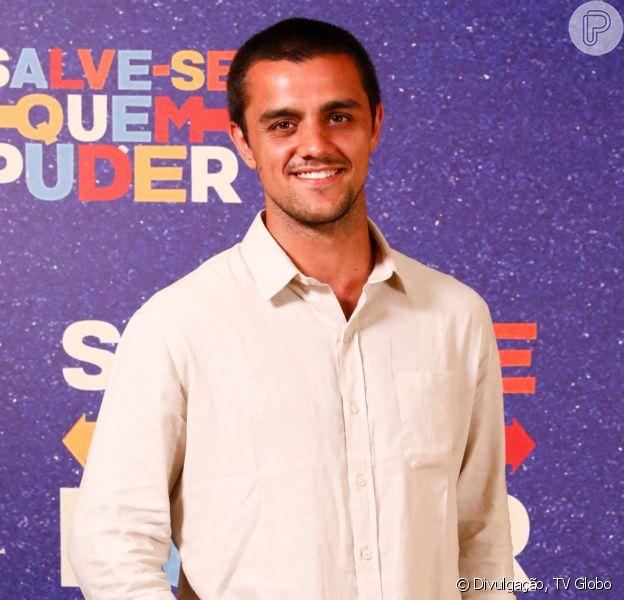 Felipe Simas testa positivo para o coronavírus, em 11 de abril de 2020