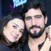 Thaila Ayala é surpreendida por marido na véspera do aniversário: 'Festa a dois'