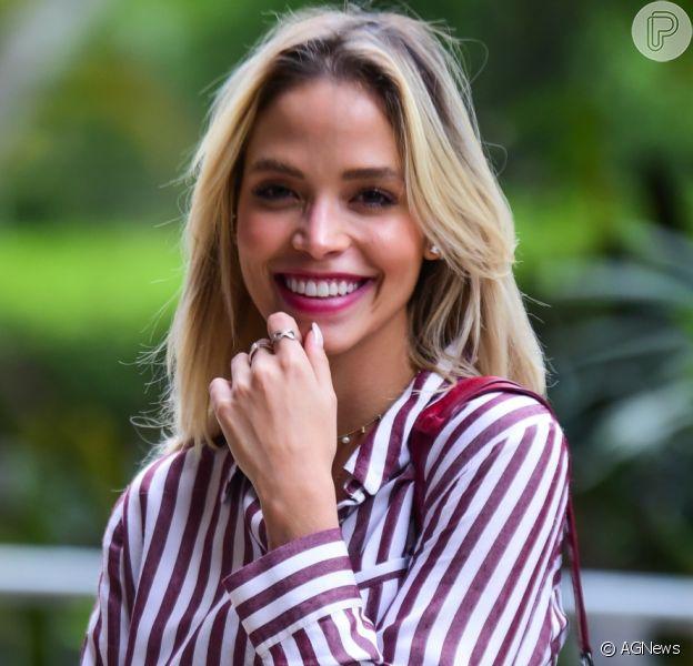Carol Dias entrega reação dos filhos de Kaká ao descobrirem gravidez: 'Muito melhor do que esperávamos'