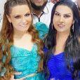 Mãe de Maiara, Almira destacou a torcida pelo romance da filha com Fernando Zor