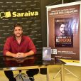 Léo Chaves pediu votos para Rafa Kalimann vencer o 'BBB 20'