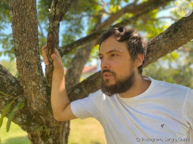 Sergio Guizé adotou barba para a série 'Mal Secreto'