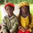 Filhos de Giovanna Ewbank e Bruno Gagliasso, Títi e Bless indicaram o nome do irmão em vídeo no Youtube