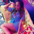 Anitta 'pede nudes' para o namorado, Gui Araujo