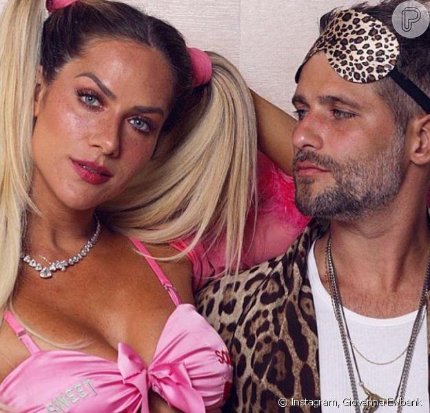 Giovanna Ewbank e Bruno Gagliasso revelam intimidades do casal na quarentena