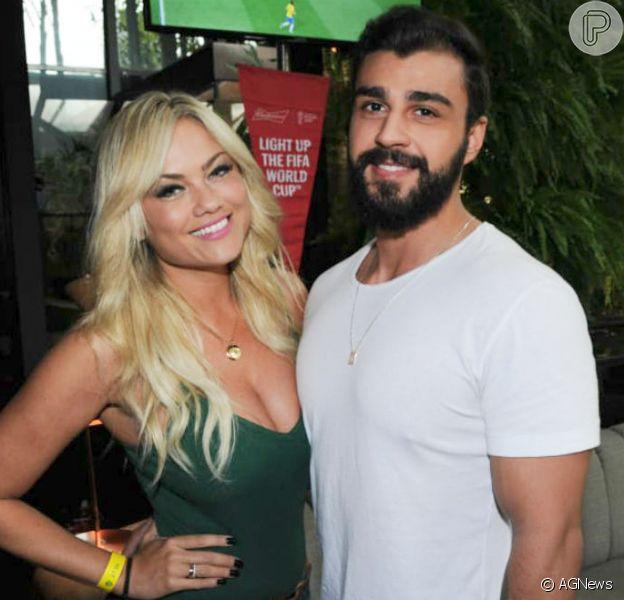 Ellen Rocche termina noivado com nutricionista Rogério Oliveira