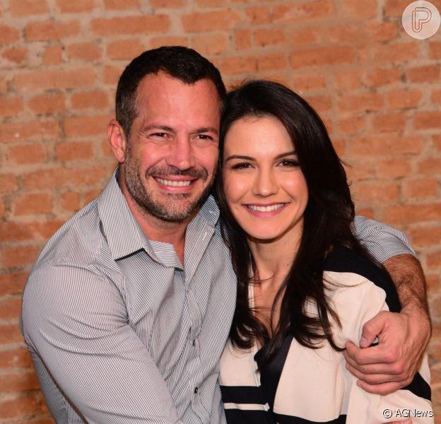 Malvino Salvador vai ser papai pela 4ª vez! Kyra Gracie, mulher do ator, espera o terceiro filho do casal
