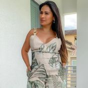 Simone relata cansaço após faxina em nova casa: 'Dedo tá com calo'