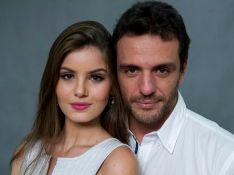 Camila Queiroz e Rodrigo Lombardi abrem o jogo sobre 'Verdades Secretas'